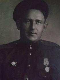 """1946 год (фото """"Сыну Саше от папы"""""""