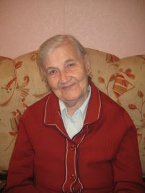 Моя бабушка, мой Герой.