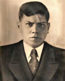 Голубихин Иван Григорьевич рядовой 1922-1941