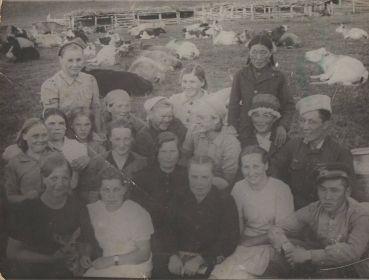 после военное фото , переселенцы из Литвы