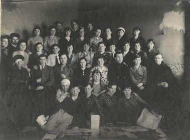 3 ГРУППА КОМБАЙНЕРОВ. 2 апреля 1942 года
