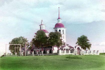 Ницинская церковь