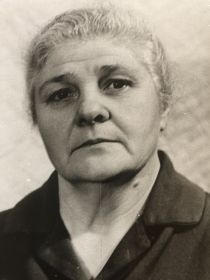 Евдокия Ивановна