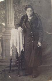 Воловикова ( Бурова) Екатерина Александровна .