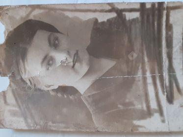 Это фото Ани, Невесты  Николая Григорьевича