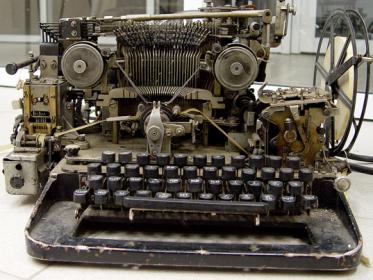 Телеграфный буквопечатающий аппарат СТ-35