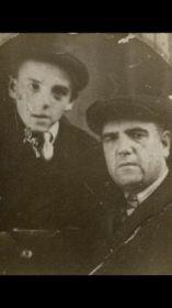 Дядя Фуад с отцом