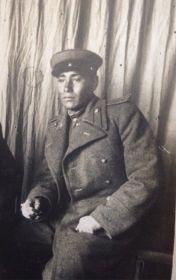 Салихов Асхат Гамирович в годы войны