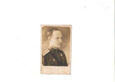 Фотография из госпиталя в г. Гродно 13.09.1944