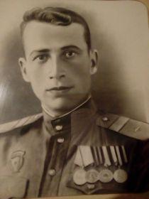 мой дедушка Вавилов Николай Васильевич