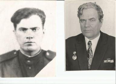 Николай Васильевич во время и после войны