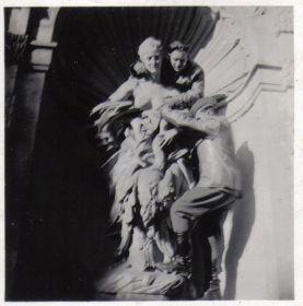 Мыльников Л.А. - Германия-Берлин-Крыша Рейхстага-1945(03)