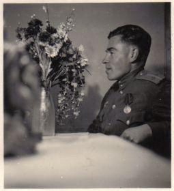 Мыльников Л.А. - Германия - 1945 (04)