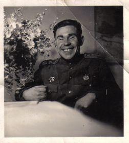 Мыльников Л.А. - Германия - 1945 (03)