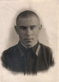 Мыльников Л.А.-лётная школа, 1940 (1)