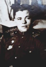 Рига, апрель 1946 года