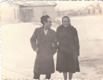 Сальниковы Степан и Нина