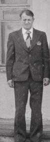 Дедушка после войны