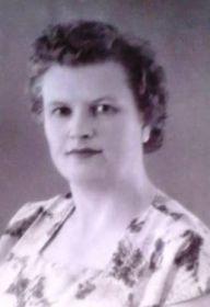 Жена, боевой спутник Тамара Андреевна Устинова (Крылова)