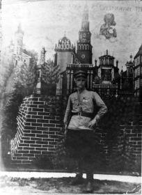 Польша, гор. Честов 1944г.