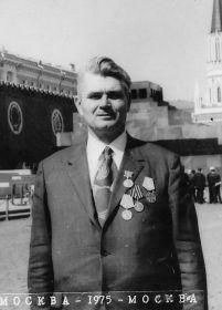В Москве, на Красной площади .1975 год.