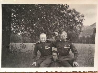 14.10.1946 г. Германия