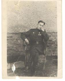 1946 г. Германия, г.Росток