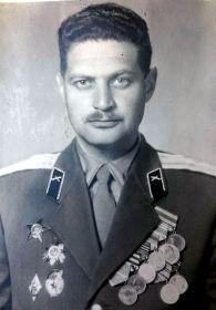 инженер-подполковник Вейнберг Семен Львович