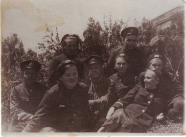 Лето 1942 - Очамчира