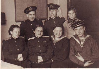 1944 - Московский ФЭ ВМФ
