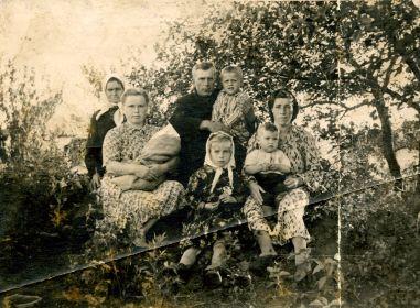 семья Бронниковых