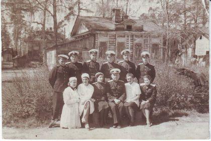 1943-44 - Московский ФЭ ВМФ