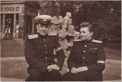 1943 - Московский ФЭ ВМФ