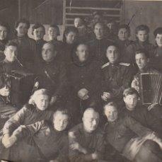 Работники госпиталя №1007