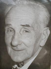 80-летие Антона Александровича Эрлангера, 1987 год