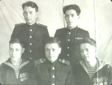 Горнаков К.И. (вверху, справа)