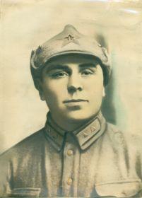 Служба в Красной армии 1932г.