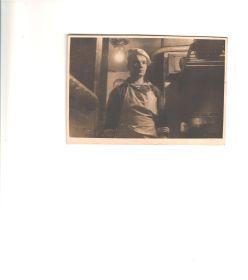 Кок на корабле. Мой дед Евсей