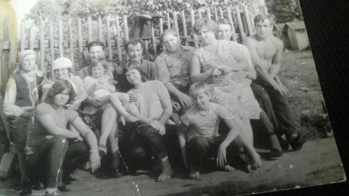 Семья Рыбакиных