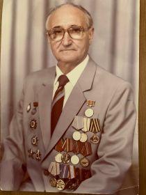 Ювеналий Овчинников- отец деды Димы (мой пра-прадедушка)
