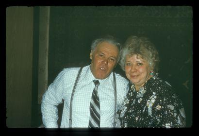 С любимой женой, Володиной Раисой Павловной