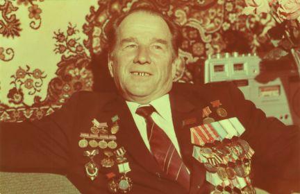 Безносов П.А. 1984 г.