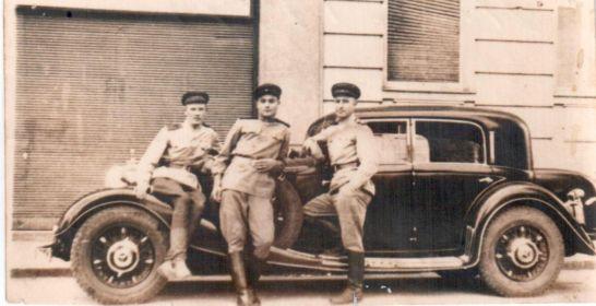 Вена 1945