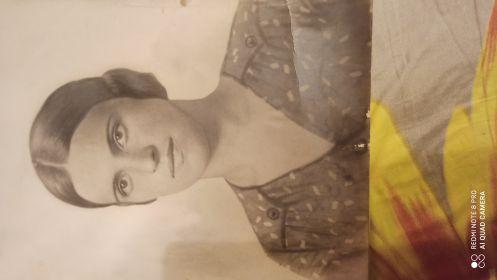 Жена Капустина Мария Ивановна