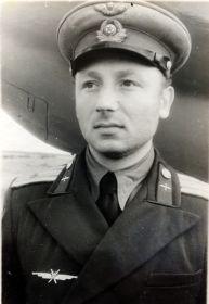 Послевоенная служба на Ил-28. Польша, г. Бжег.