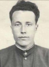 Аркадий Степанович в молодые годы