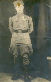 Петр Смирнов.10.02.1946 г. Германия