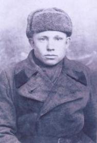 П.И. Смирнов. 19 лет. 1943 г.