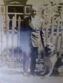 с собакой Индус(3)