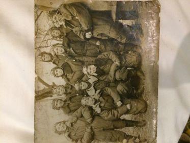 Эскадрилья 308 штурм ад.  18 декабря 1944 г.